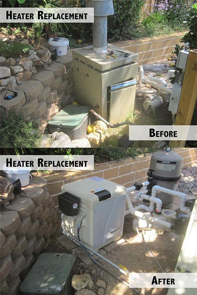 Heater Replacement